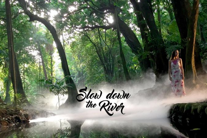 Slow down the river
