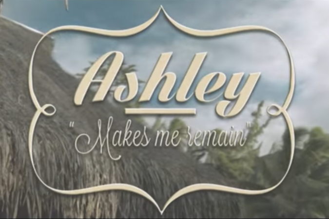 Ashley - Makes me remain