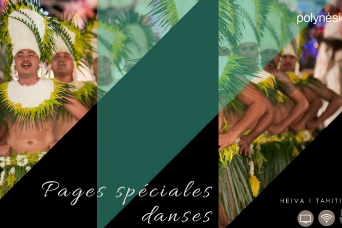 [REPLAY] Heiva 2017 : pages spéciales danses