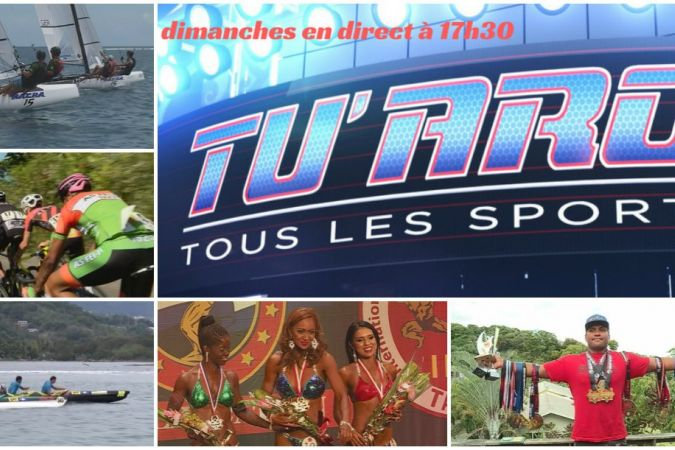 Replay : Tu'aro Sport - 24/09/2017