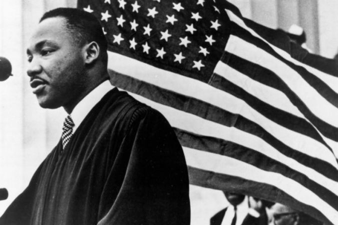 Marthin Luther King - 2018