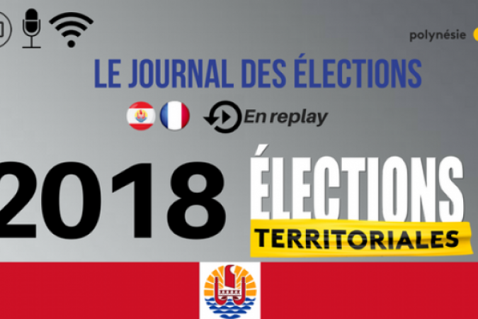[REPLAY] Le journal des élections territoriales - 28/03/2018