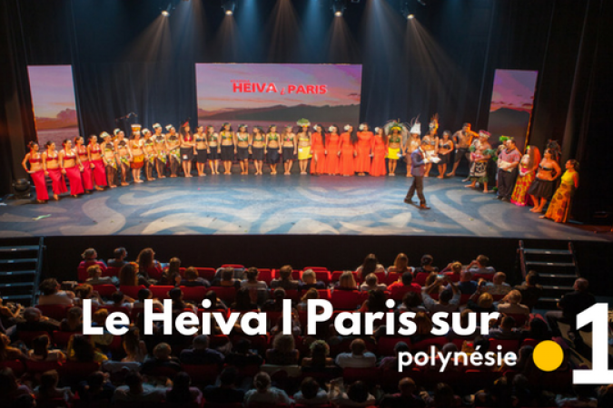 Heiva i Paris 2018