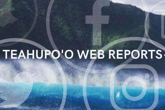 Teahupo'o Web Reports