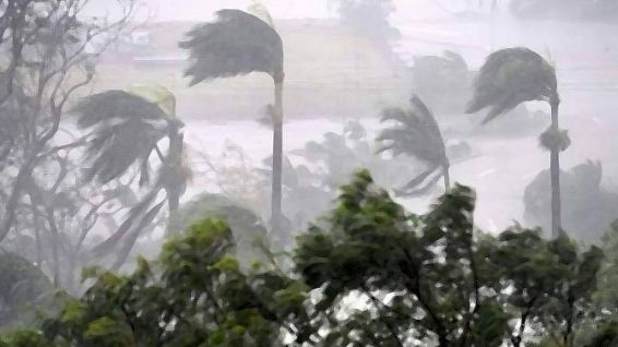 Cyclone Kenneth Comores 24 avril 2019