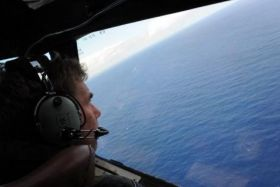 MH370 de Malaysia Airlines