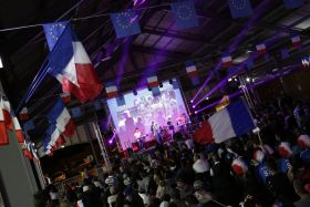Ambiance Fan Zone Saint-Joseph-Euro 2016