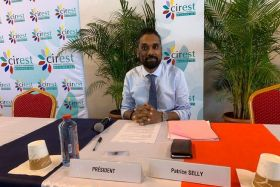 election président cirest patrice selly maire saint-benoit 110720