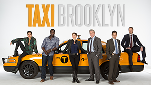 Logo taxi brooklyn