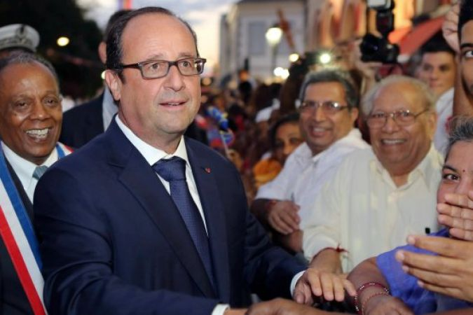 Hollande Réunion