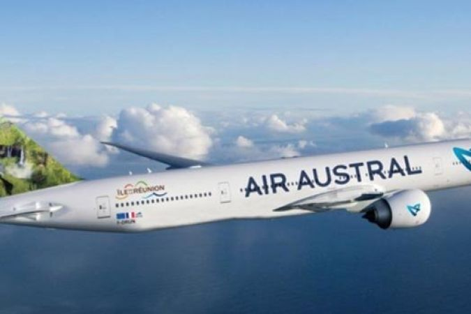 Nouvel avions air austral