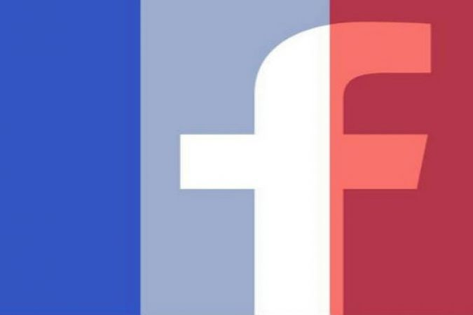 Facebook Bleu blanc rouge