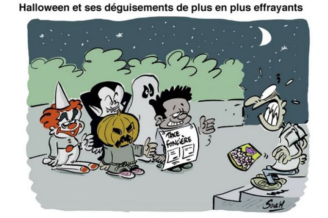Souch - Halloween