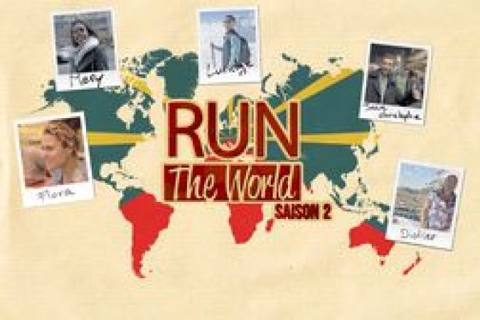 Run the world saison 2 - Vignette