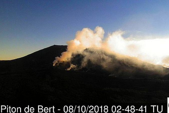 La Fournaise 8 octobre 2018