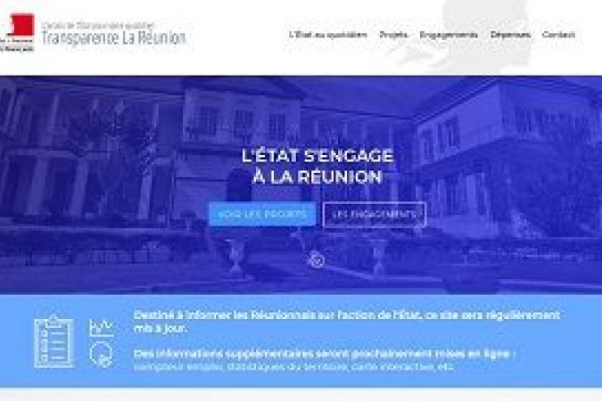 Site Transparence