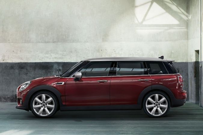Mini Clubman version Cooper S