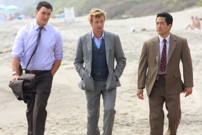 the mentalist galerie photos