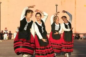 Orok Bat danse basque