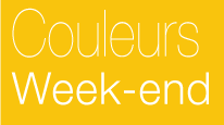 Logo couleurs weekends