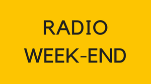 logo radio week-end
