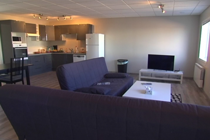 Appartement patients miquelon