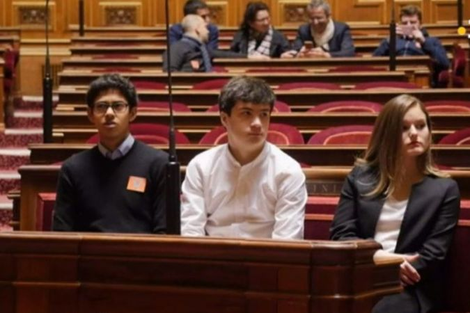 etudiants miquelon senat