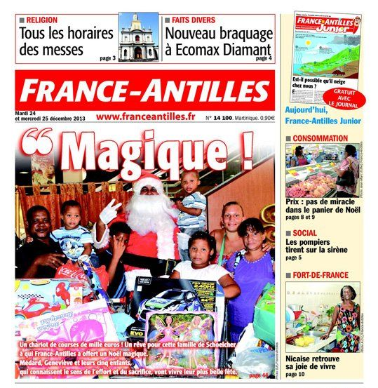 FA martinique