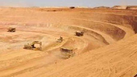 Mine de Nord Gold au Burkina Fasso