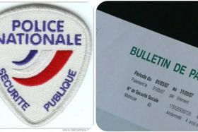 Salaire Police National