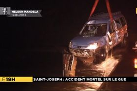 Accident sur le gué