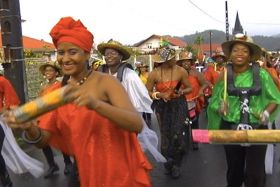 Carnaval au Morne-Rouge
