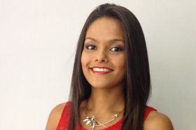 Muriel Roger, Candidate n°9 Miss Réunion