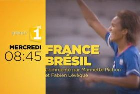 Match amical France-Brésil