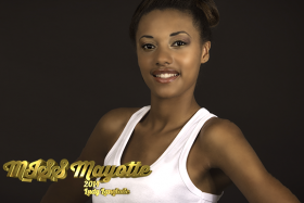 Ludy Langlade, miss Mayotte