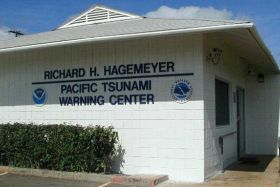Pacific Tsunami Warning Centre,