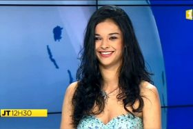 Miss Réunion 2015 : Itw Azuima Issa, candidate N°12