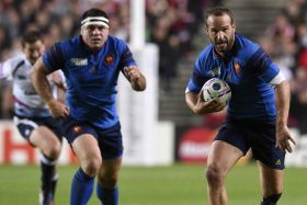Rugby-Frederic Michalak