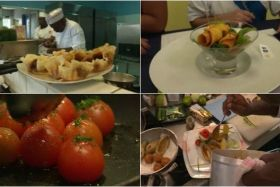 Concours cuisine Guadeloupe