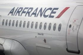 grève air france