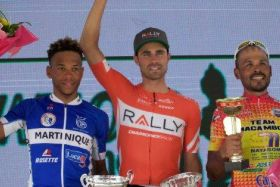 Podium Sainte Rose