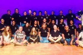Chorale Pasifika voices