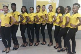 Miss Martinique groupe