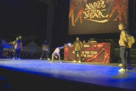 Battle of the year, le sacre du hip-hop