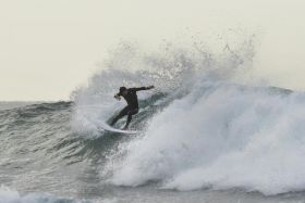 Michel Bourez Rip Curl Pro Bells Beach