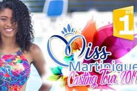 Casting Miss-Martinique
