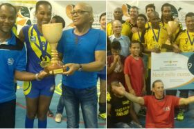 Finale coupe Martinique volley-ball