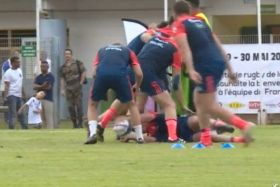 Rugby : XV de France