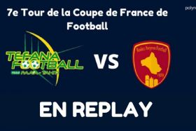 Replay 7e tour de la coupe de france de football