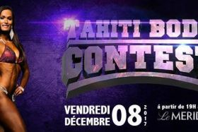 Tahiti Body Contest
